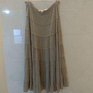 💥 3/$20 Studio M Tiered skirt